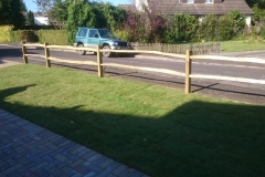 Turfing and Cleft chestnut